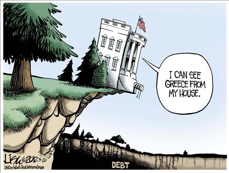 america becomes greece cartoons