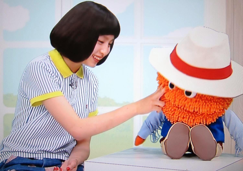 トミタ栞さん、あべし!