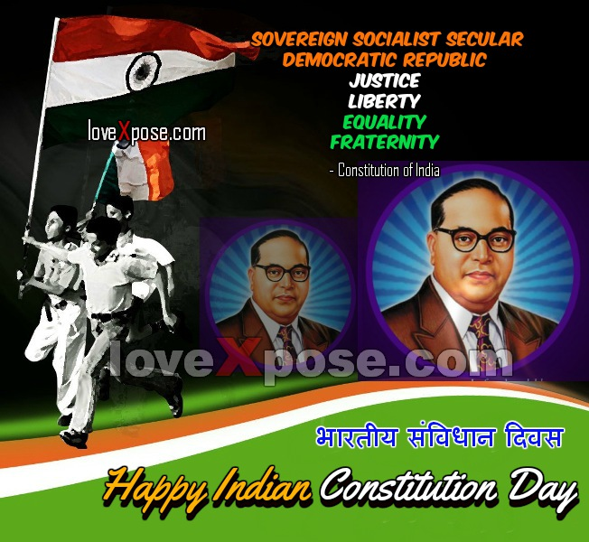 Happy Indian Constitution Day image