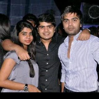 Simbu with brother and sister