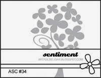 JULY CARD SKETCH ASC #34