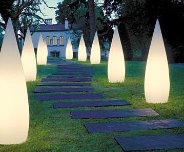 Blog iluminaci n exterior y su efecto atractivo - Iluminacion decorativa exterior ...