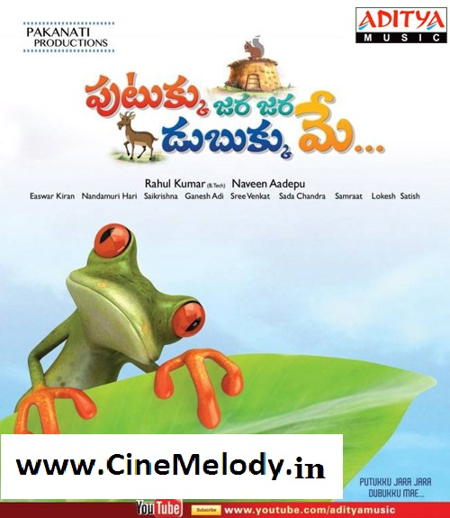 Putukku Jara Jara Dubukku Mae Telugu Mp3 Songs Free  Download -2013
