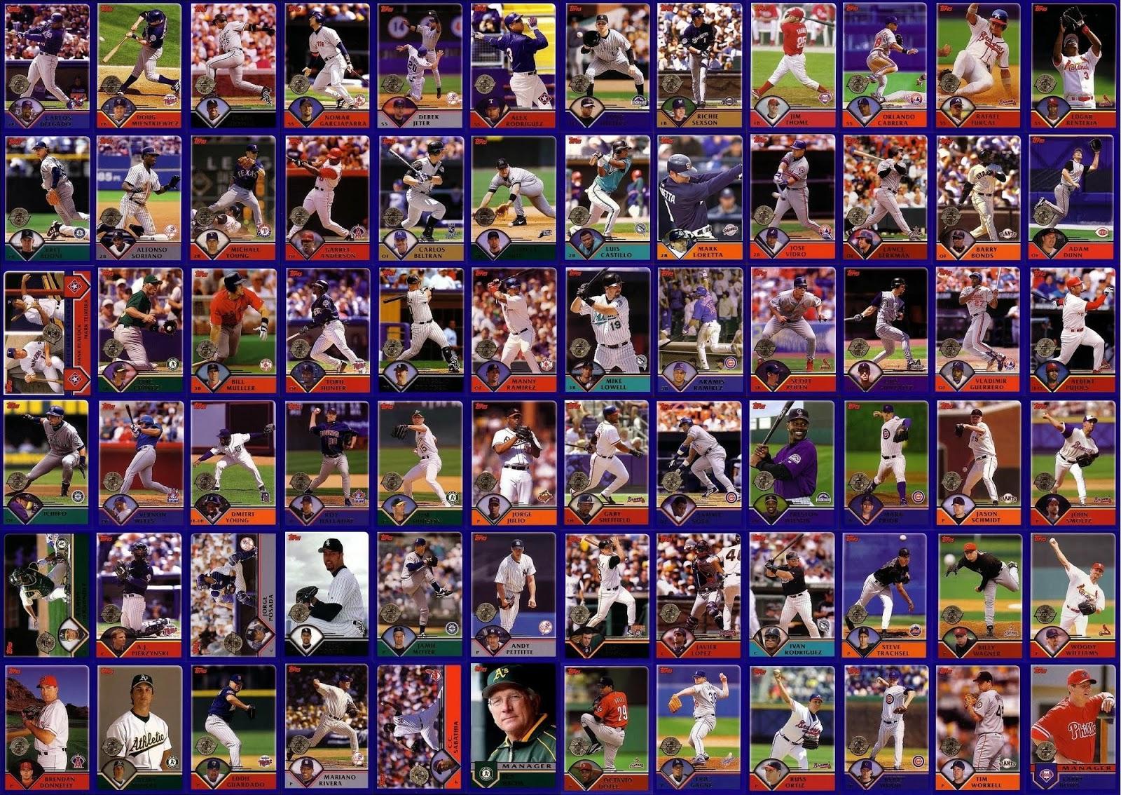bdj610's Topps Baseball Card Blog
