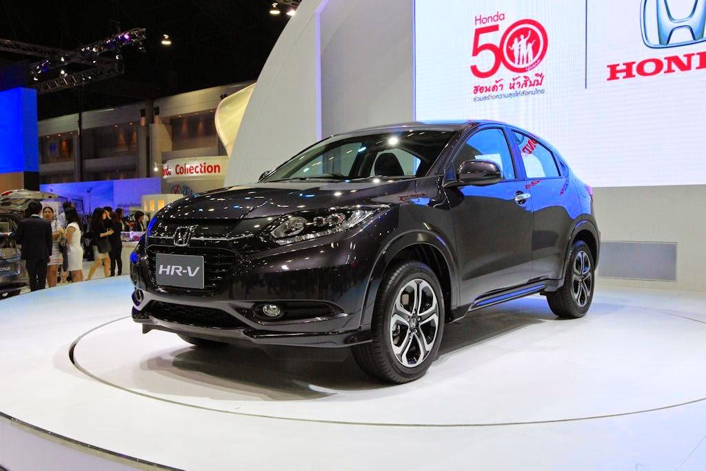 new car release 2014 philippinesUPDATED Thailand Motor Expo 2014 Honda Launches 2015 HRV Brio
