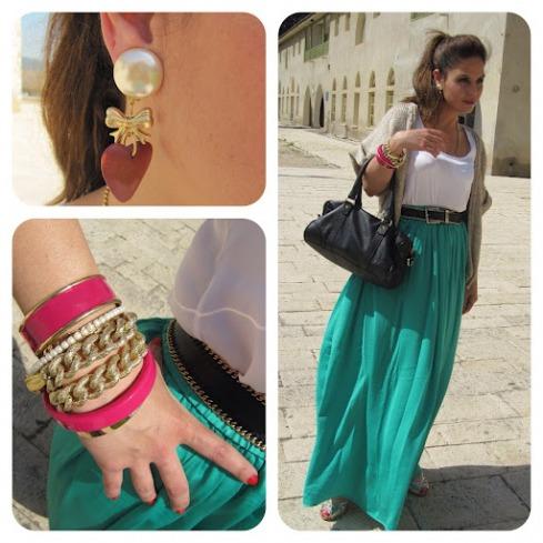 בלוג אופנה Vered'Style ממשיכים עם הטרנדים לאביב-קיץ 2012