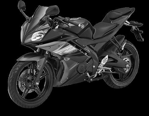 Yamaha R15 Midnight Black (Hitam)