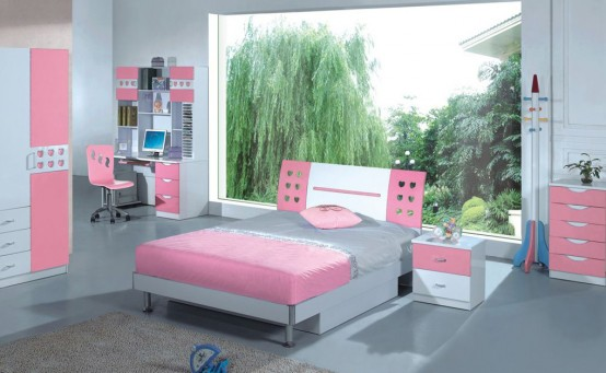 among enough review about the 10 cool ideas for pink girls bedrooms