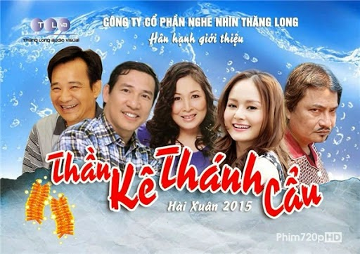 Hài Tết 2016 – Thần Kê Thánh Cẩu Full HD