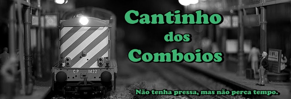Cantinho dos Comboios