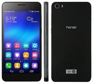 Harga dan Spesifikasi Huawei Honor 6 Terbaru