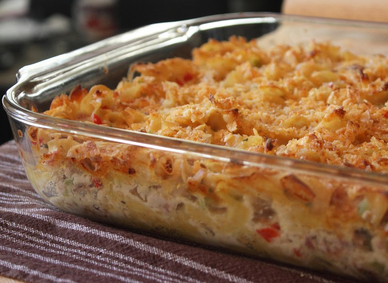 Food Wishes Video Recipes: Turkey Noodle Casserole – Getting Ready ...