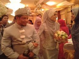 Sharifah Khasif nikah Datuk Seri