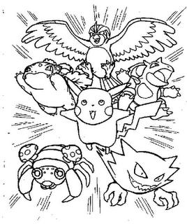 desenhos para colorir do pokemon desenhos para colorir online