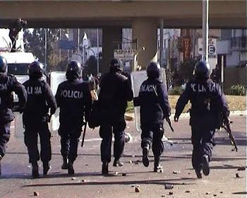 NO A LA CRIMINALIZACIÓN DE LA PROTESTA