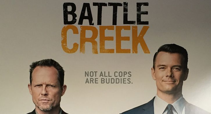 New Posters for Justified, Battle Creek and Parks and Recreation