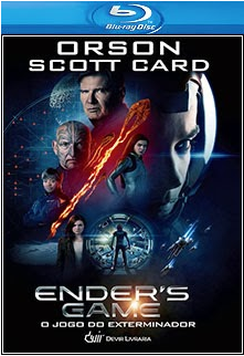 Filme Ender's Game O Jogo Do Exterminador BluRay 720p Dual Áudio