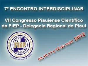 7º Encontro Interdisciplinar - PIAUI/PI