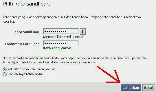 Cara Membuka Akun Facebook Yang Lupa Kata Sandi dengan Mudah