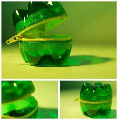 أفكار لإعادة تدوير الزجاجات البلاستيك