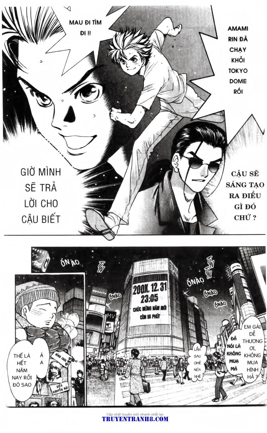 Dragon Voice chap 96 – End Trang 2