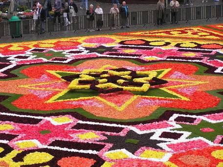 Alfombras De Flores A Todo Confetti Blog De Bodas Y