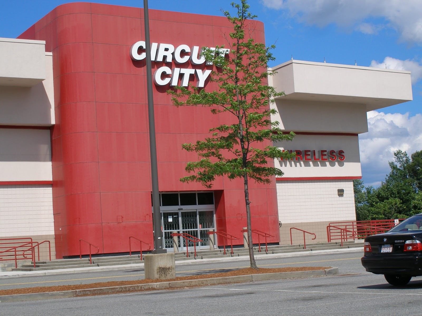 Circuit City In Braintree, Massachusetts