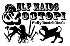 My DnD BX/2nd/3.5 mash-up game