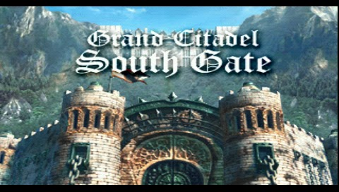 Final Fantasy IX, South Gate