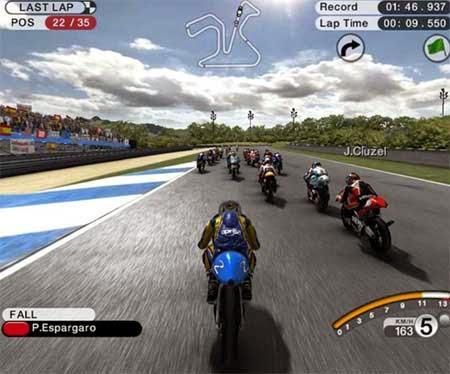 Download Game Moto Gp Balap Motor Terbaik Permainan