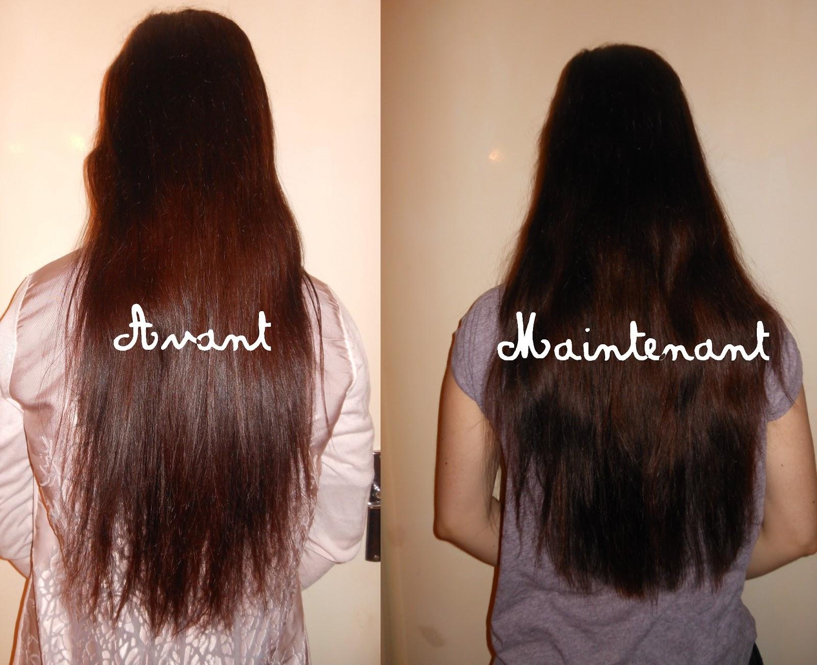 Soin cheveux fins et cassants