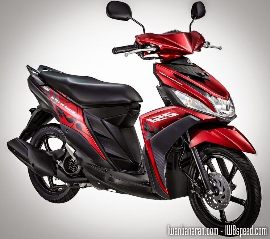 Motor Matic Baru dari Yamaha