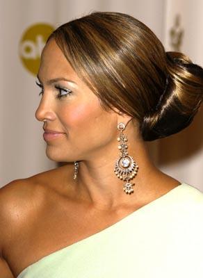 Jennifer Lopez Updos on Jennifer Lopez Updo Hairstyles  1