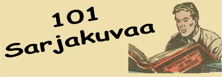 101 Sarjakuvaa