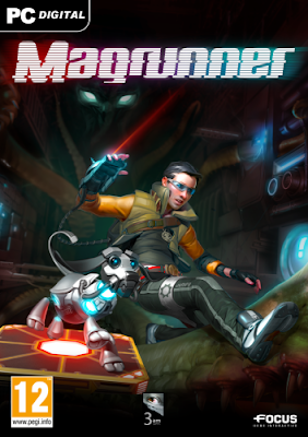 Magrunner Dark Pulse Game Free Download For PC Full Version