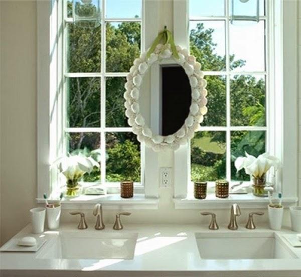 Unique Mirror Shapes For Your Bathroom
