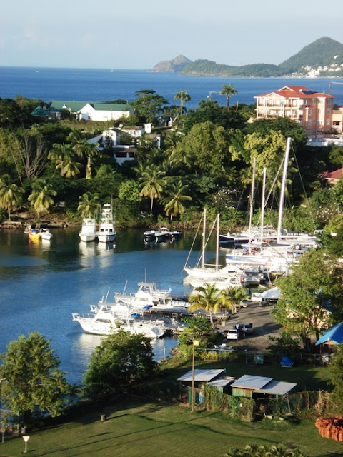Pointe Seraphine, Saint Lucia