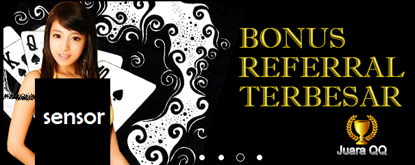 Bonus Referral Terbesar