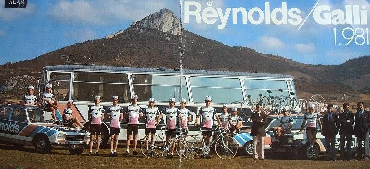 MIS FOTOS - Equipo Reynols/Galli 1981