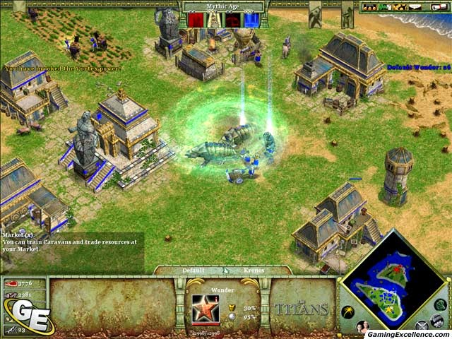 Age Of Mythology Titans - Free downloads and reviews