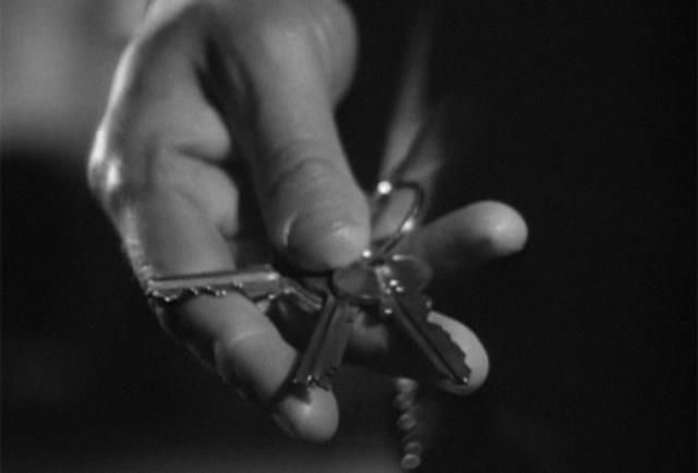 El manojo de llaves de Alex Sebastian.