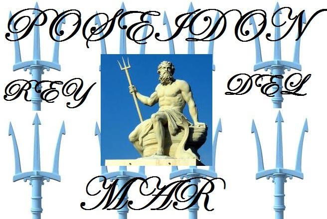 Poseidon rey del mar