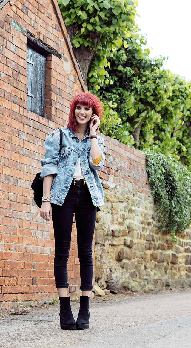 Style Blogger Wonderful You Wears Urban Outfitters, Oasis and Obey