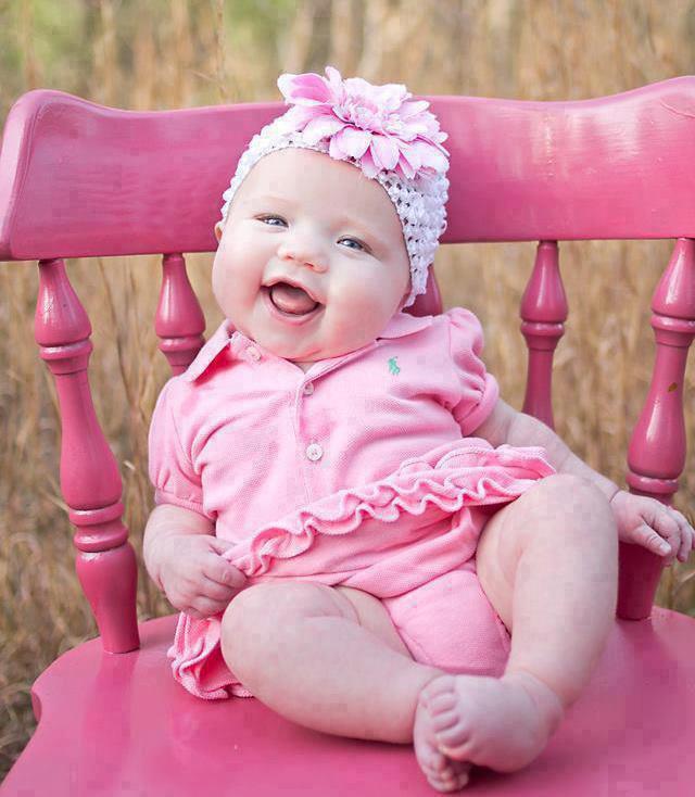 Des merveilleuses photos pour les plus beaux bébés filles - Bébé et ...