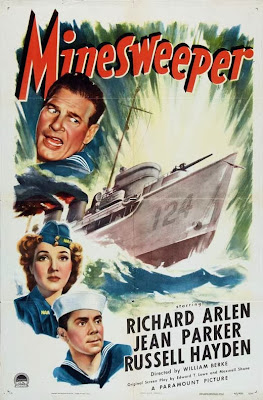 Minesweeper (released in 1943) - Starring Richard Arlen, Russell Hayden and Jean Parker