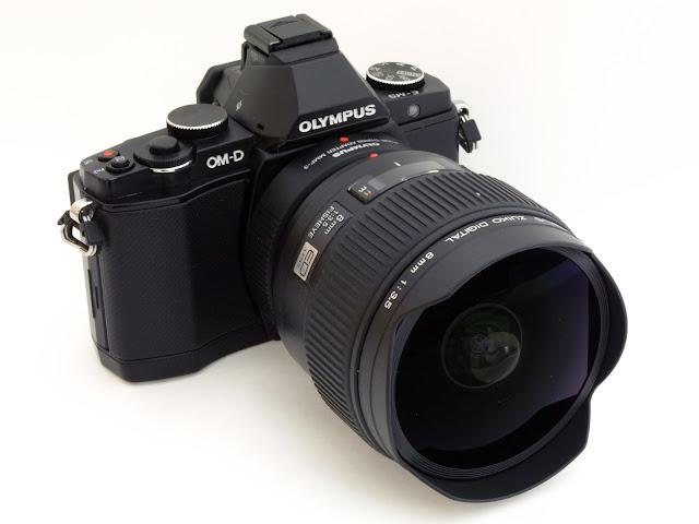 【満足】オリンパスの新機種OM-D E-M5 Mark IIではなく、3年落ちの中古OM-D E-M5を24,624円で買ってみました。