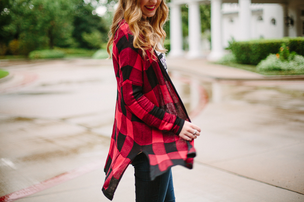 Buffalo Plaid Check