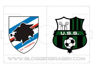 Prediksi Pertandingan Sassuolo vs Sampdoria