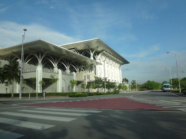 Tuanku Mizan Zainal Abidin Mosque or Iron Mosque in Putrajaya, Malaysia