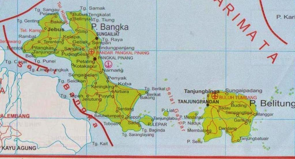 tulisan adalah ungkapan jiwa profil provinsi kepulauan